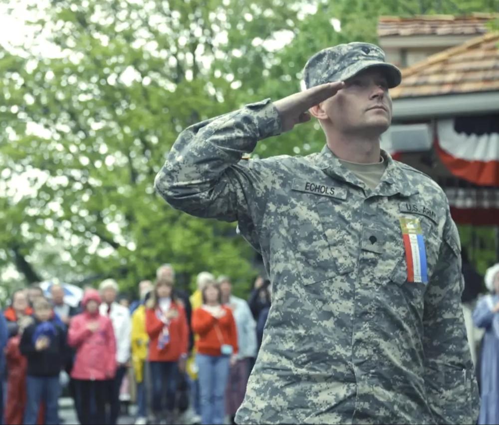Soldier Returns