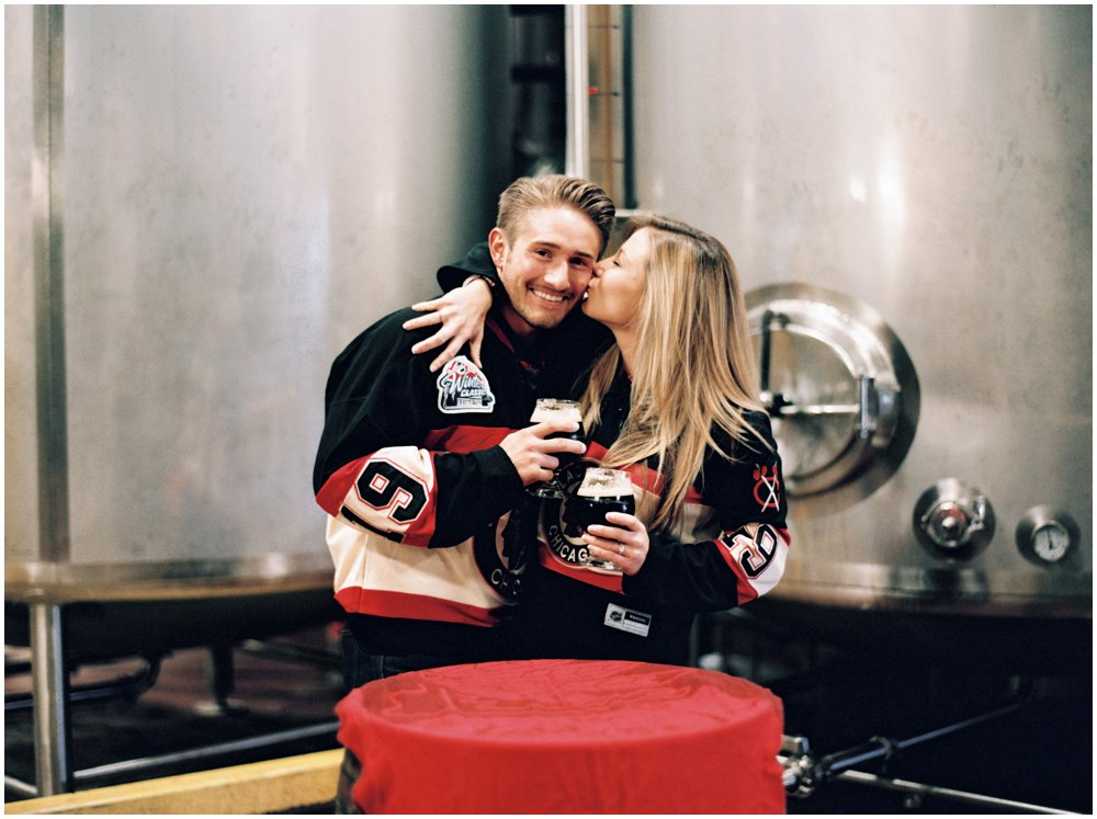 Milwaukee Wisconsin Brewery engagement photos.jpg