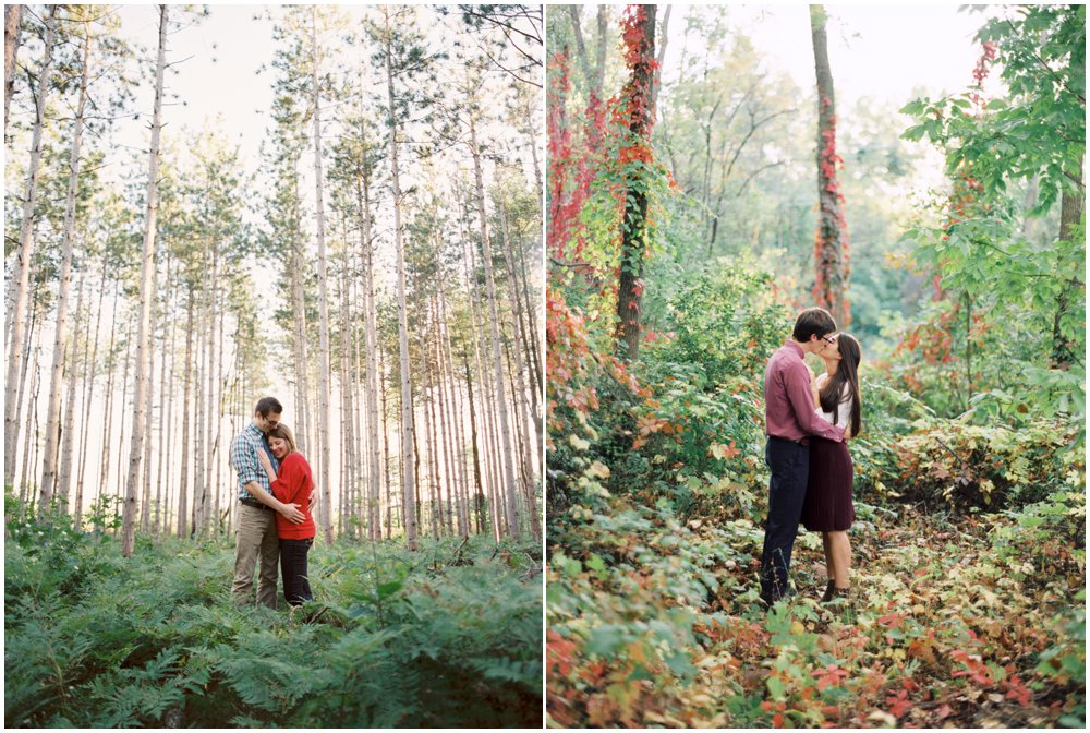 Wisconsin Milwaukee Woods engagement photos.jpg