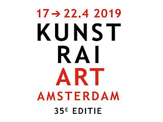 Kunst RAI  - Julia Aurora Guzmán presents in group exhibit at Kunst RAI 2019 with Galerie Fontana