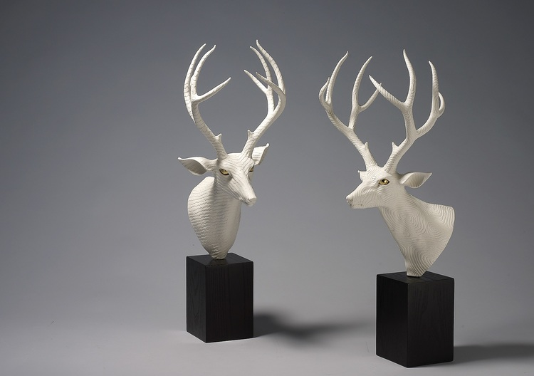 Maeng Wookjae |Ceramic Sculpture