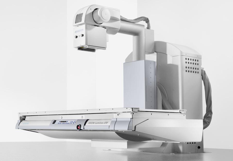 Sydney Radiology's new Luminos dRF Xray System