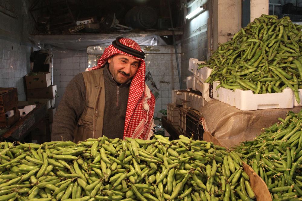 Amman, al mercato