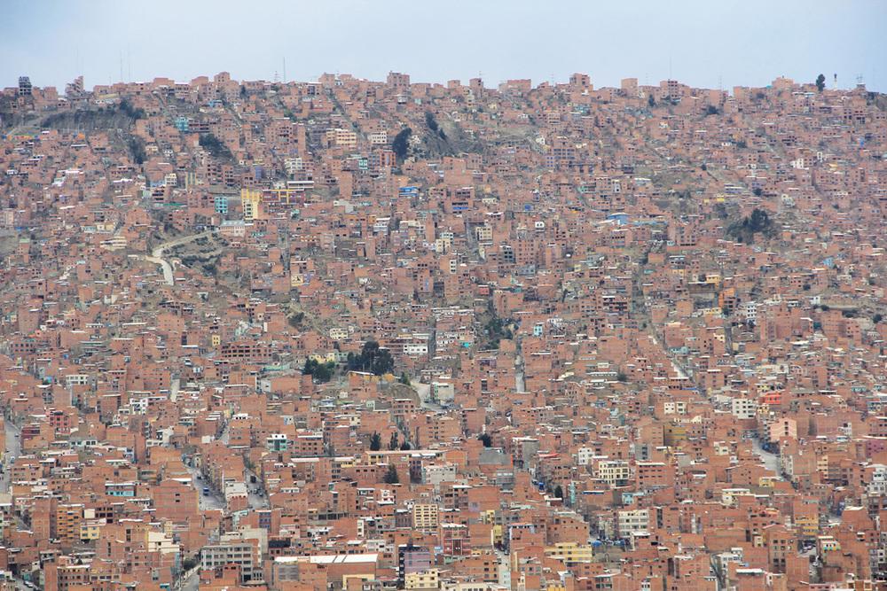 La Paz - El Alto