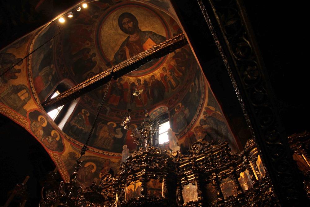 Patmos, il Monastero di San Giovanni
