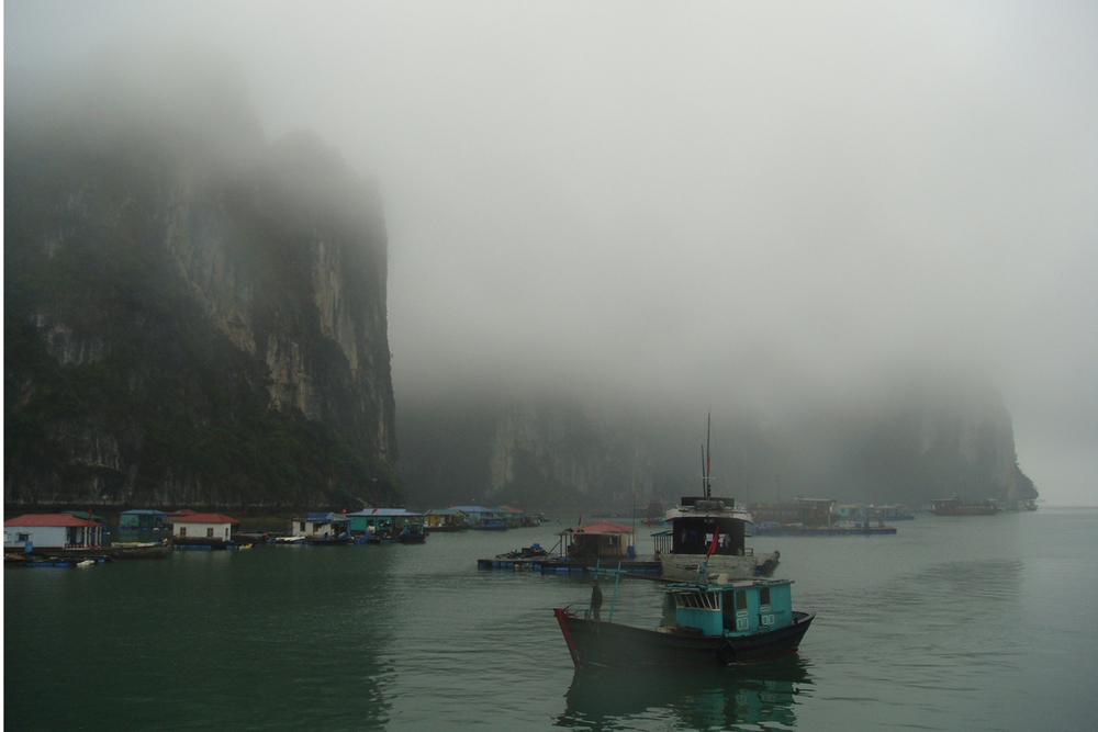 Halong Bay, Vietnam (foto di Daniele Salvo)