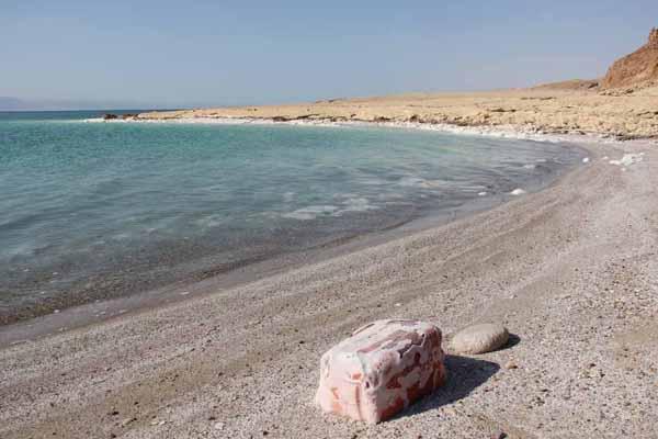Nel Mar Morto c'è tanto tanto sale