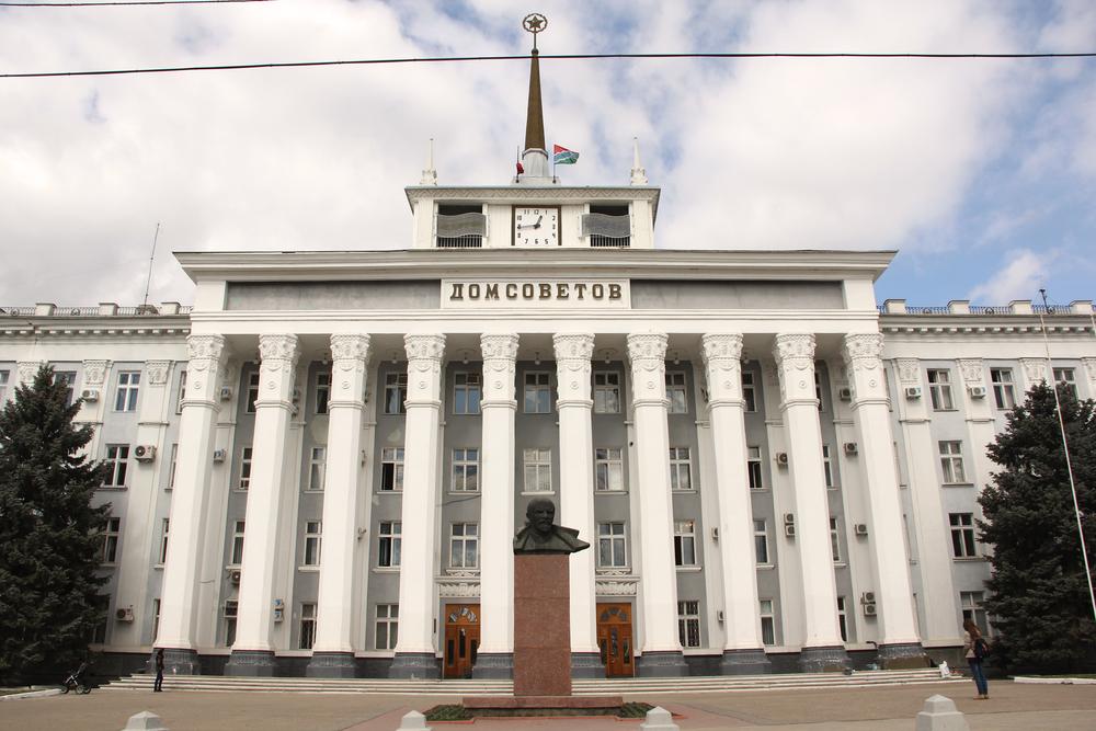 La casa del Soviet