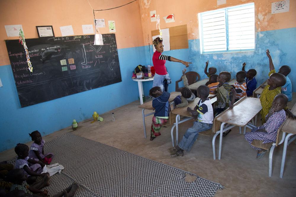 La scuola del villaggio