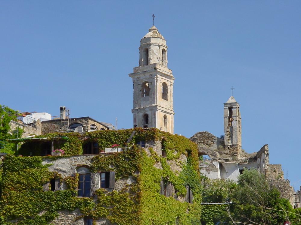 Bussana Vecchia, foto di Wikipedia