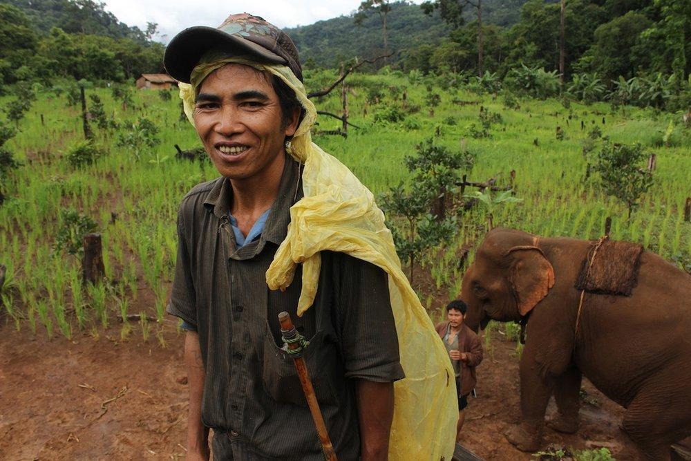 Cambogia, Massimiliano Salvo