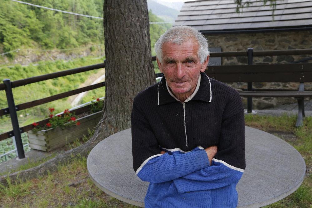 """Silvano Lanteri, il """"nonno"""""""