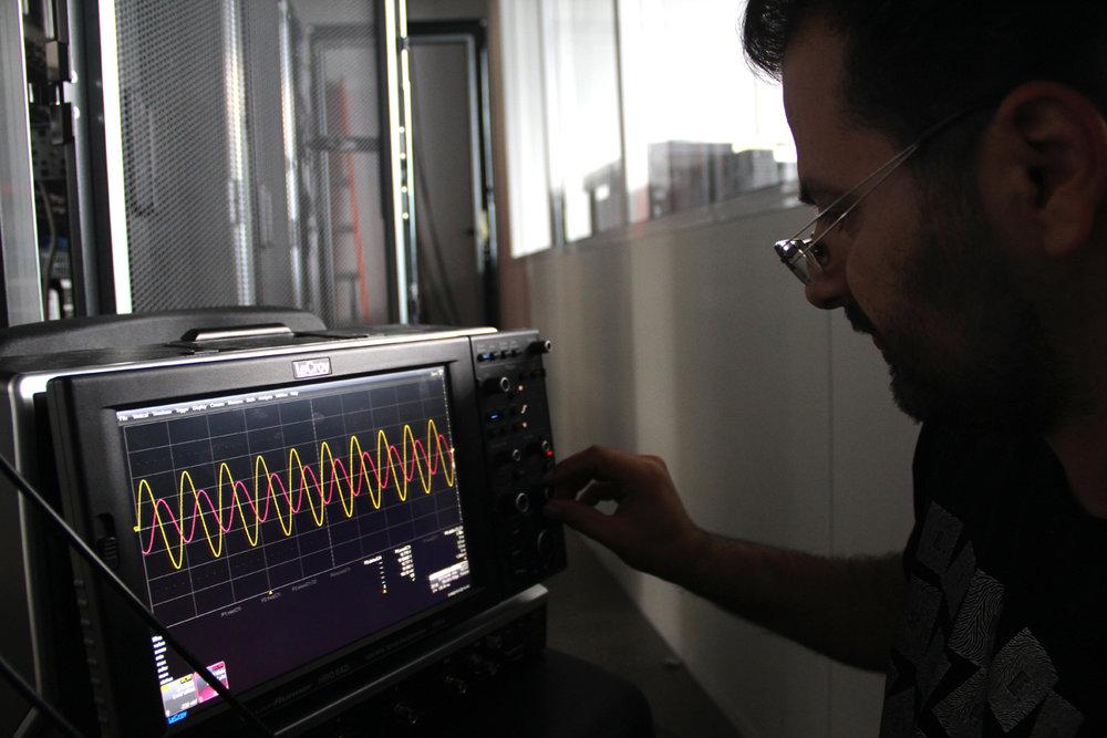 EPFL, al lavoro nel laboratorio DESL