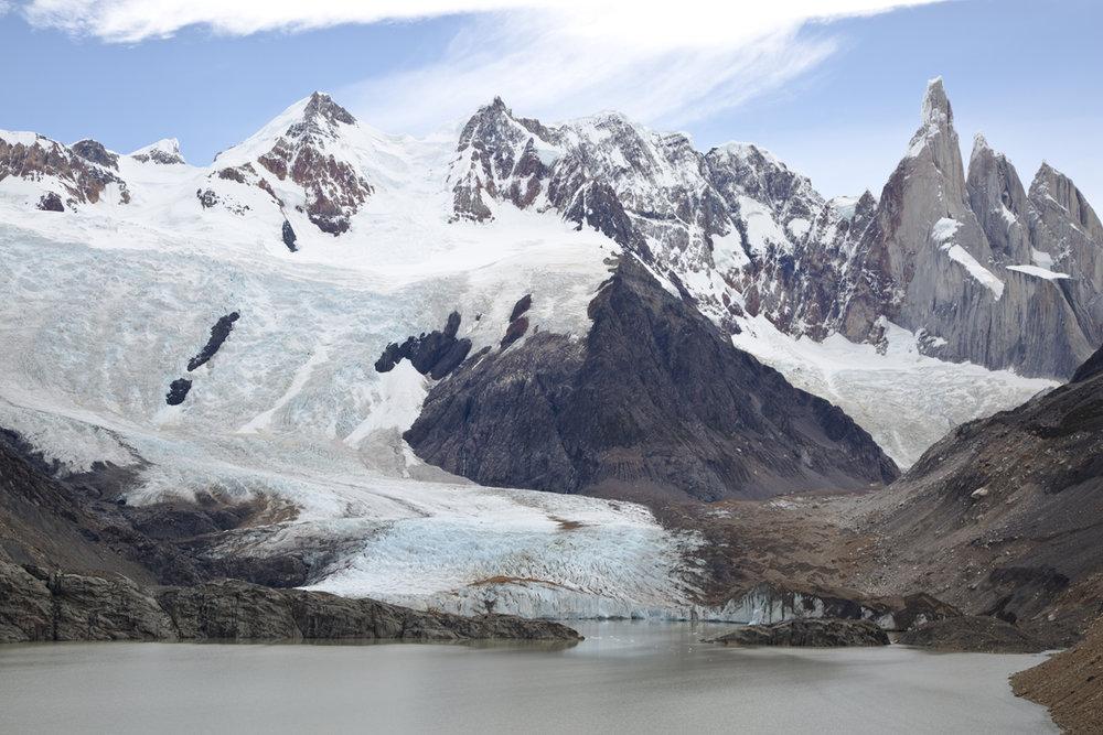 Il Cerro Torre,nel Parco Los Glaciares