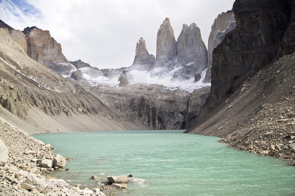 Le Torres del Paine, nel Parco Torres del Paine