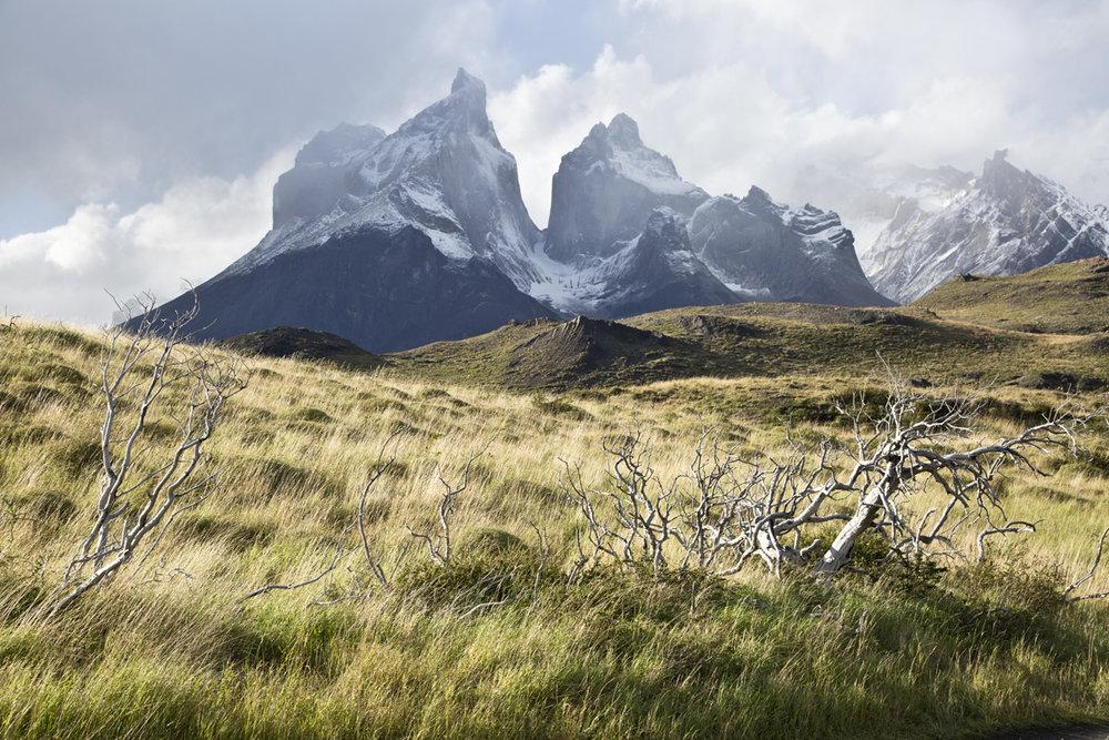 Los Cuernos del Paine, nel Parco Torres del Paine