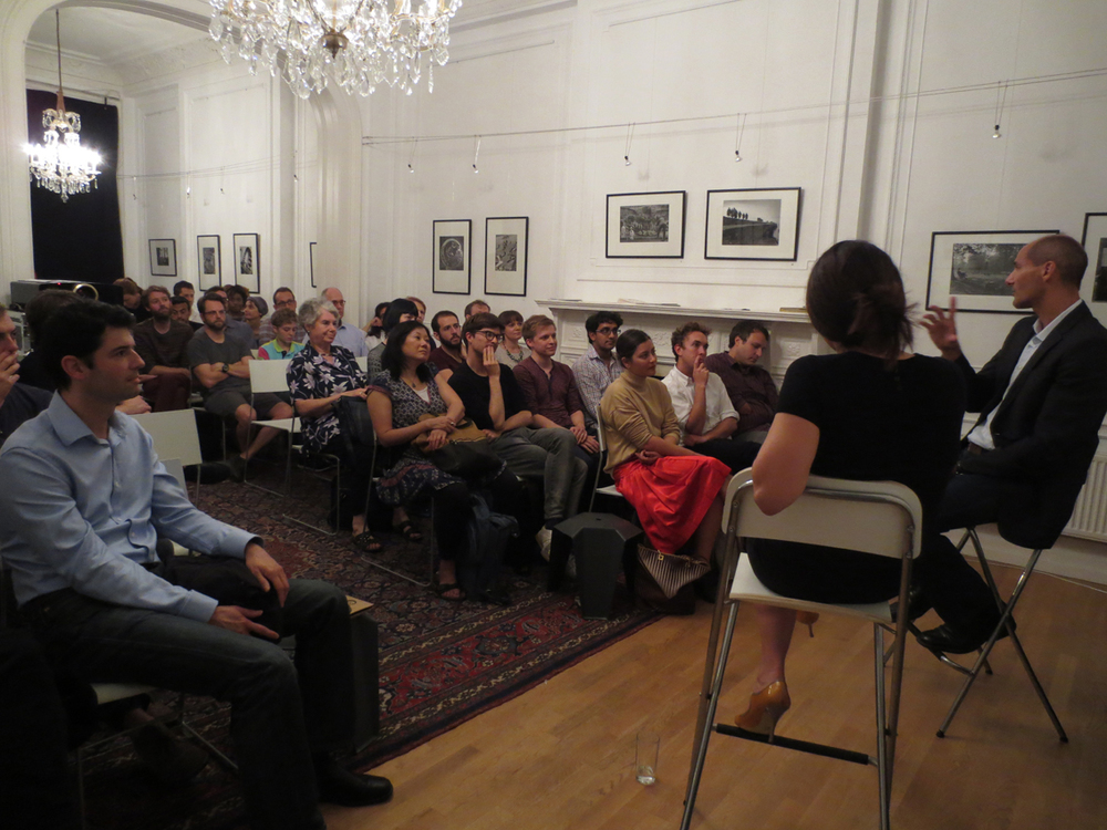 'Particle Fever' Screening and Q&A with Martin Aleska at the ACF London
