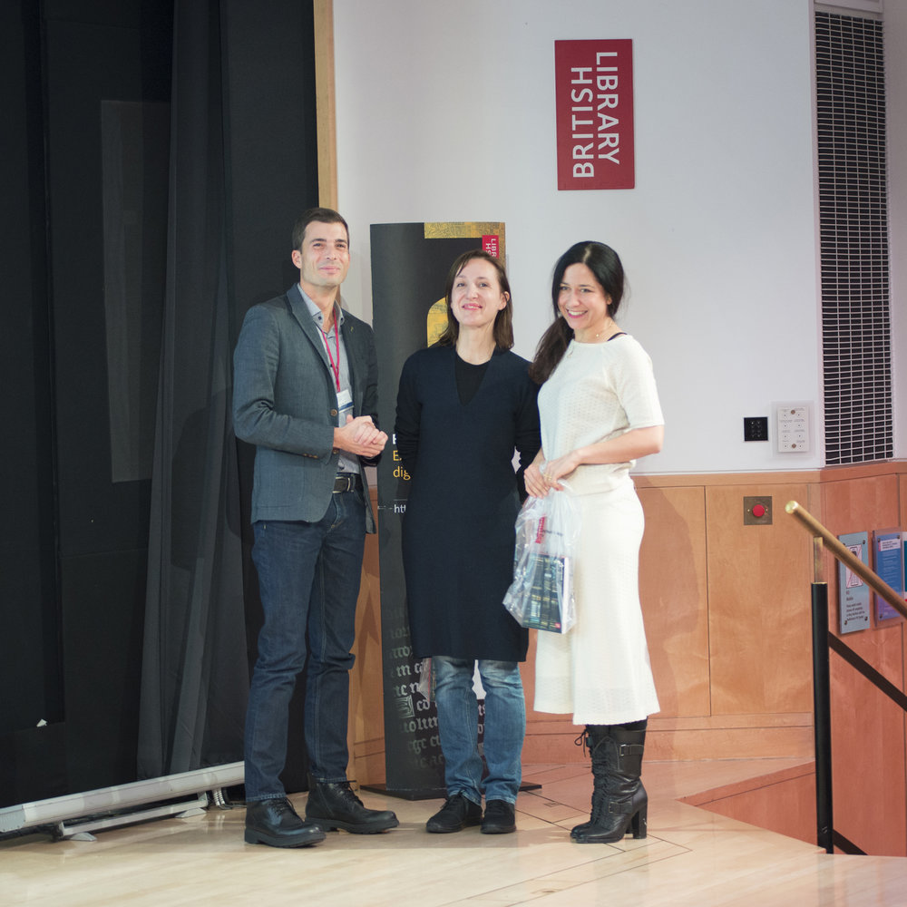 Just before the Donald became president and everything went sour, Claudia Rosa Lukas and I got a fancy award from the British Library for the project we did using images from the BL Flickr collection  http://www.krishofmann.co.uk/ifs-2016-somerset-house/