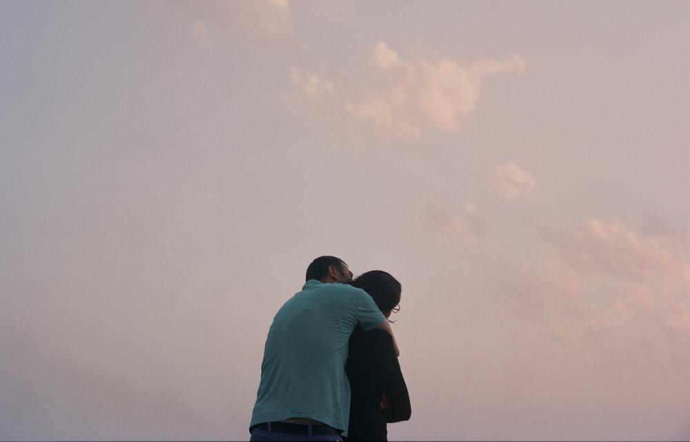 a kiss/lebanon.
