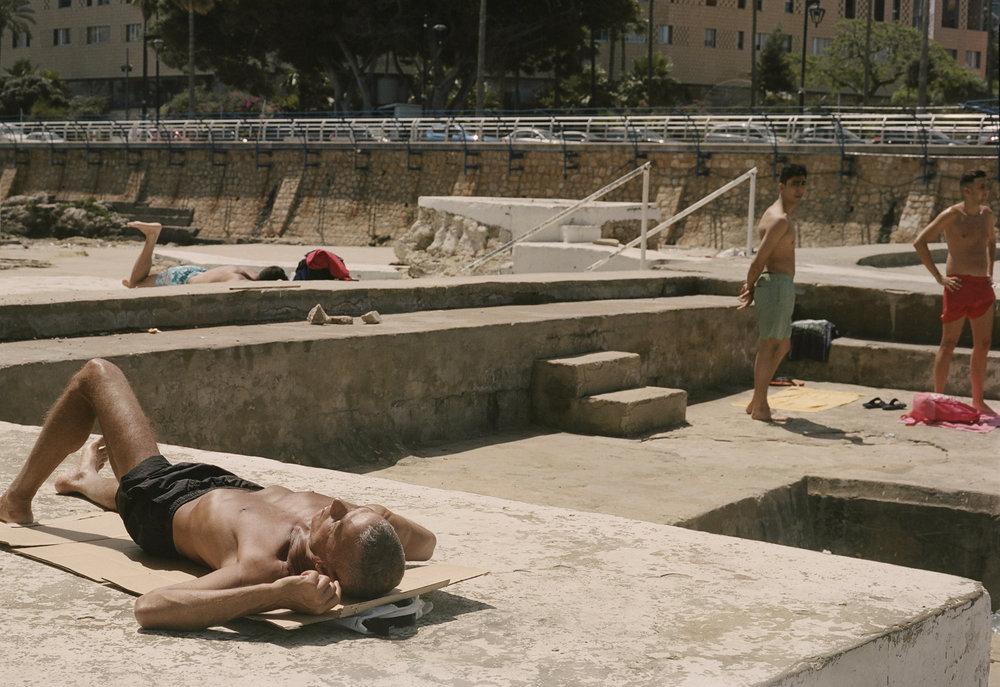 sun bath/lebanon