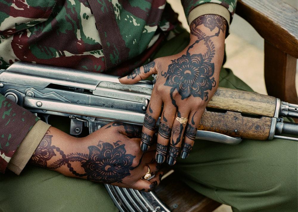 tattoos/kenya