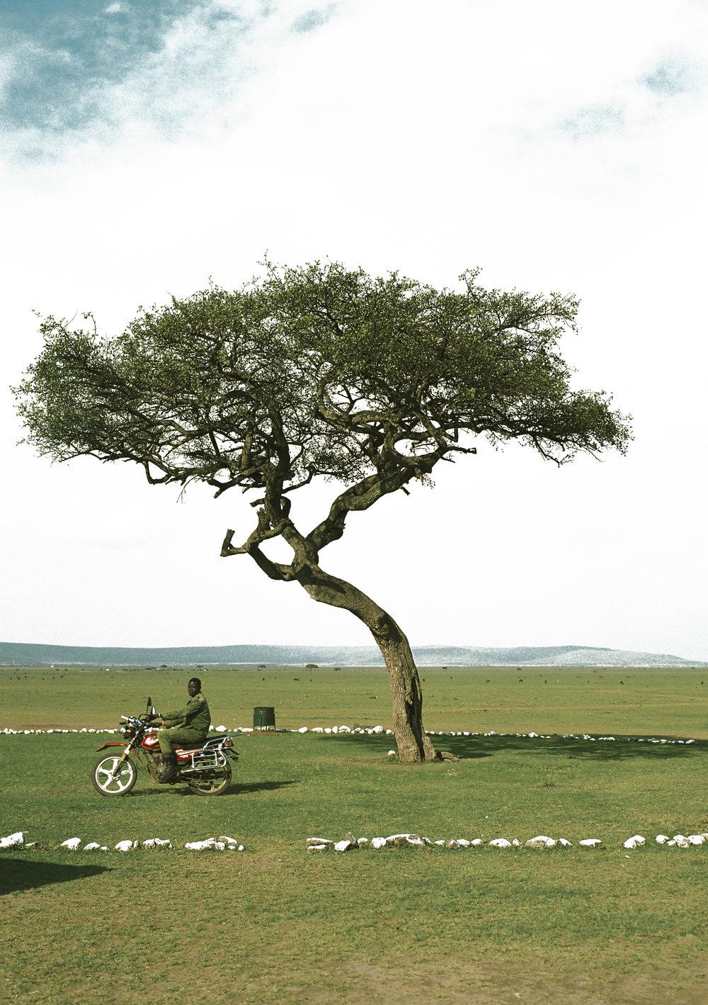 airstrip/kenya
