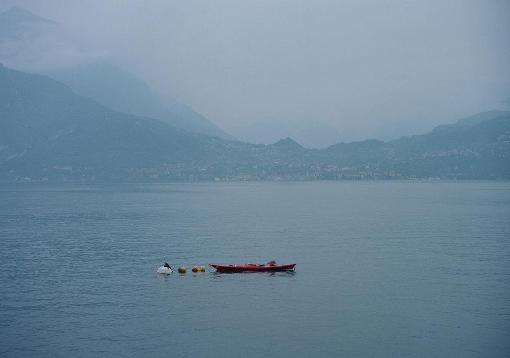 canoe/italy