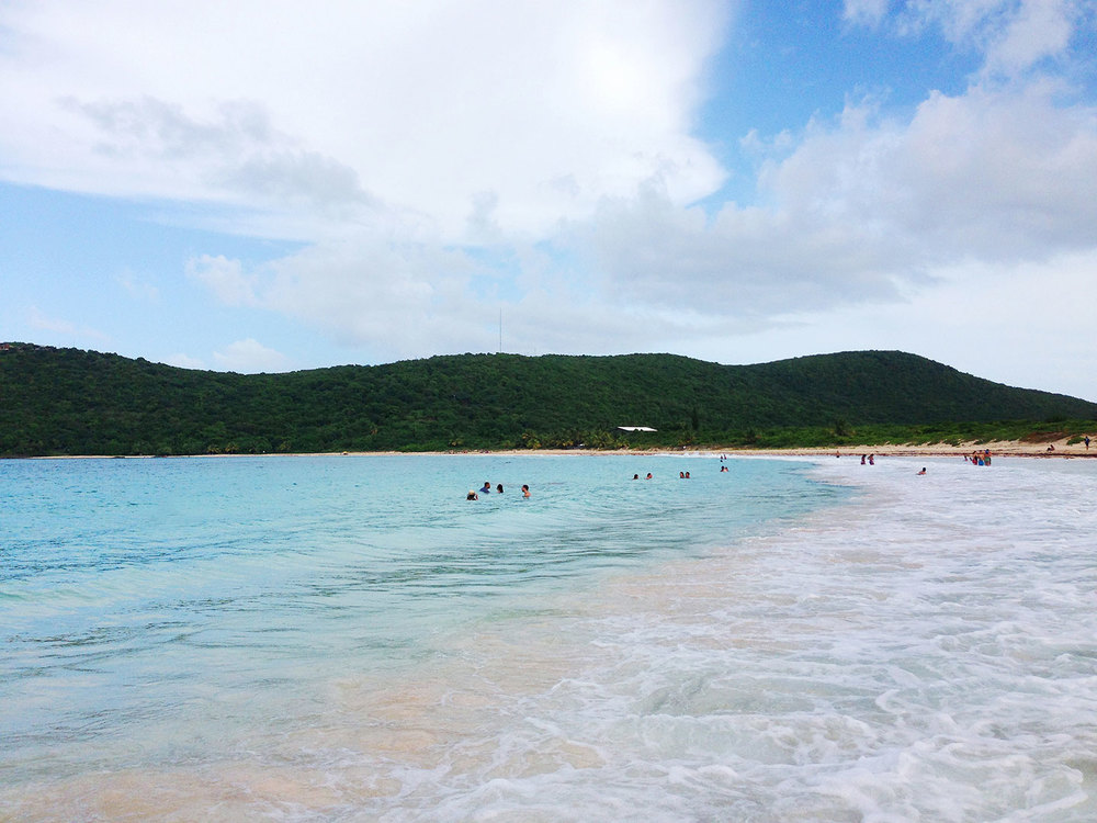 Flamenco Beach on Culebra Island is stunning.