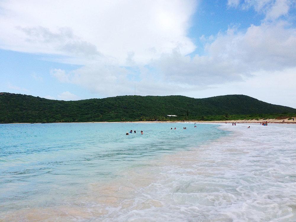 Flamenco Beach on Culebra Island is stunning.