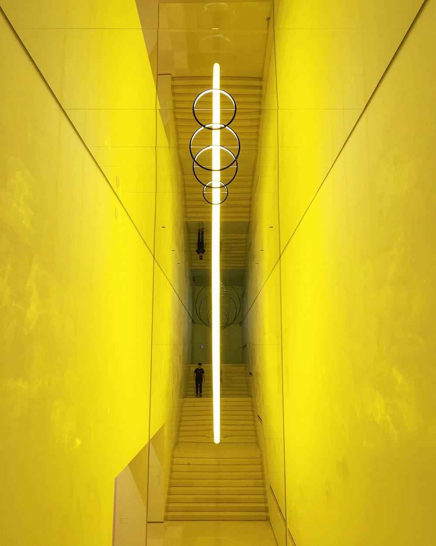 Olaffur Eliasson Gravity Stairs 2014