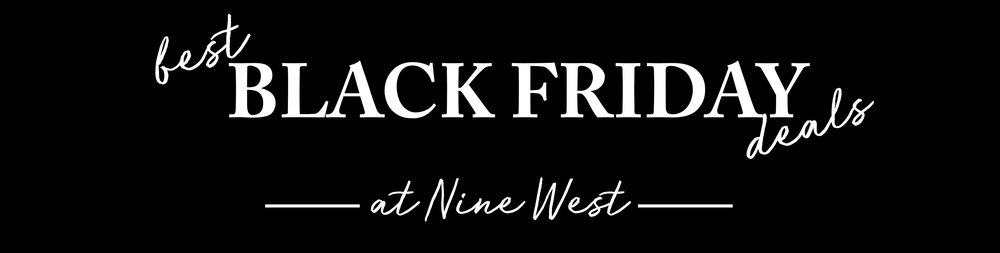 Best Black Friday Deals Nine West