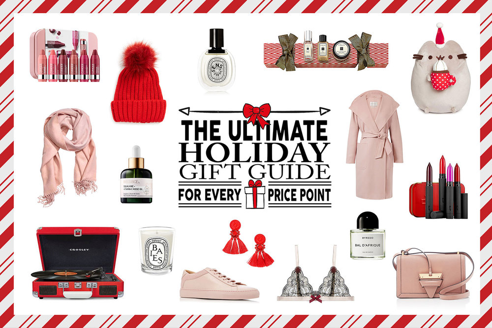 The Ultimate Holiday Gift Guide For Every Price Point