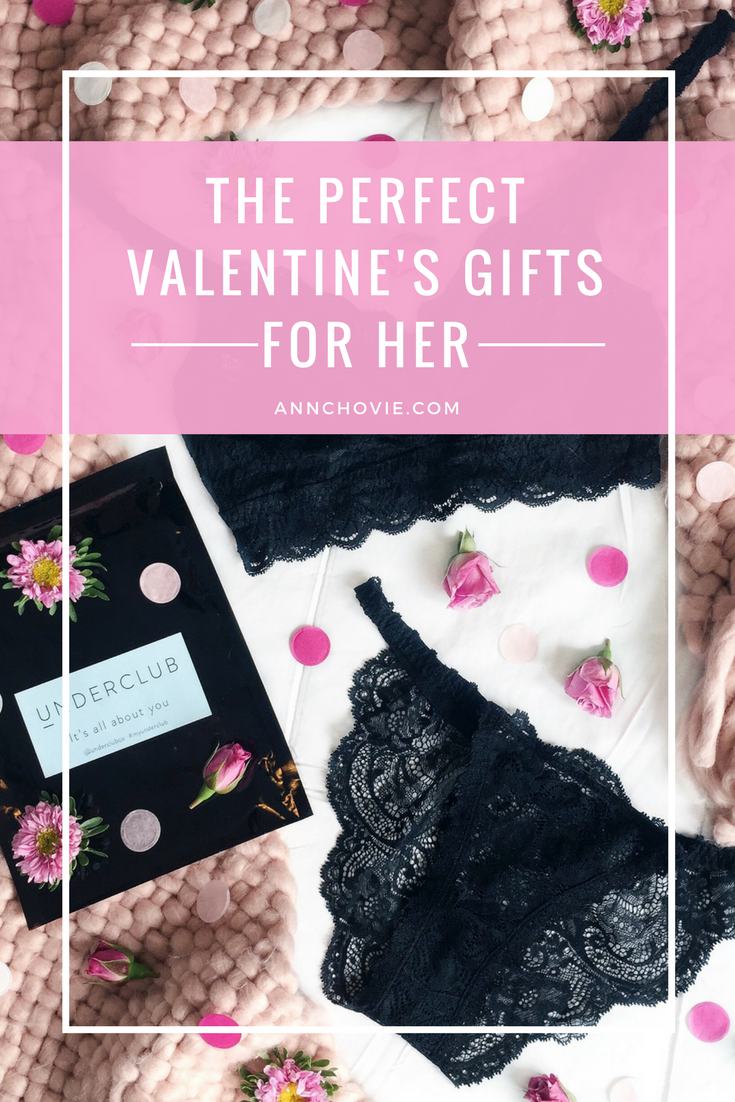 Valentine's Day is just around the corner and it's the time to show all the ladies in your life how much they mean to you! Spread the love this Valentine's Day with the perfect Valentine's gifts for her! <3 | VALENTINE'S GIFTS FOR HER | VALENTINE'S GIFT GUIDE | VALENTINE'S DAY GIFT IDEAS
