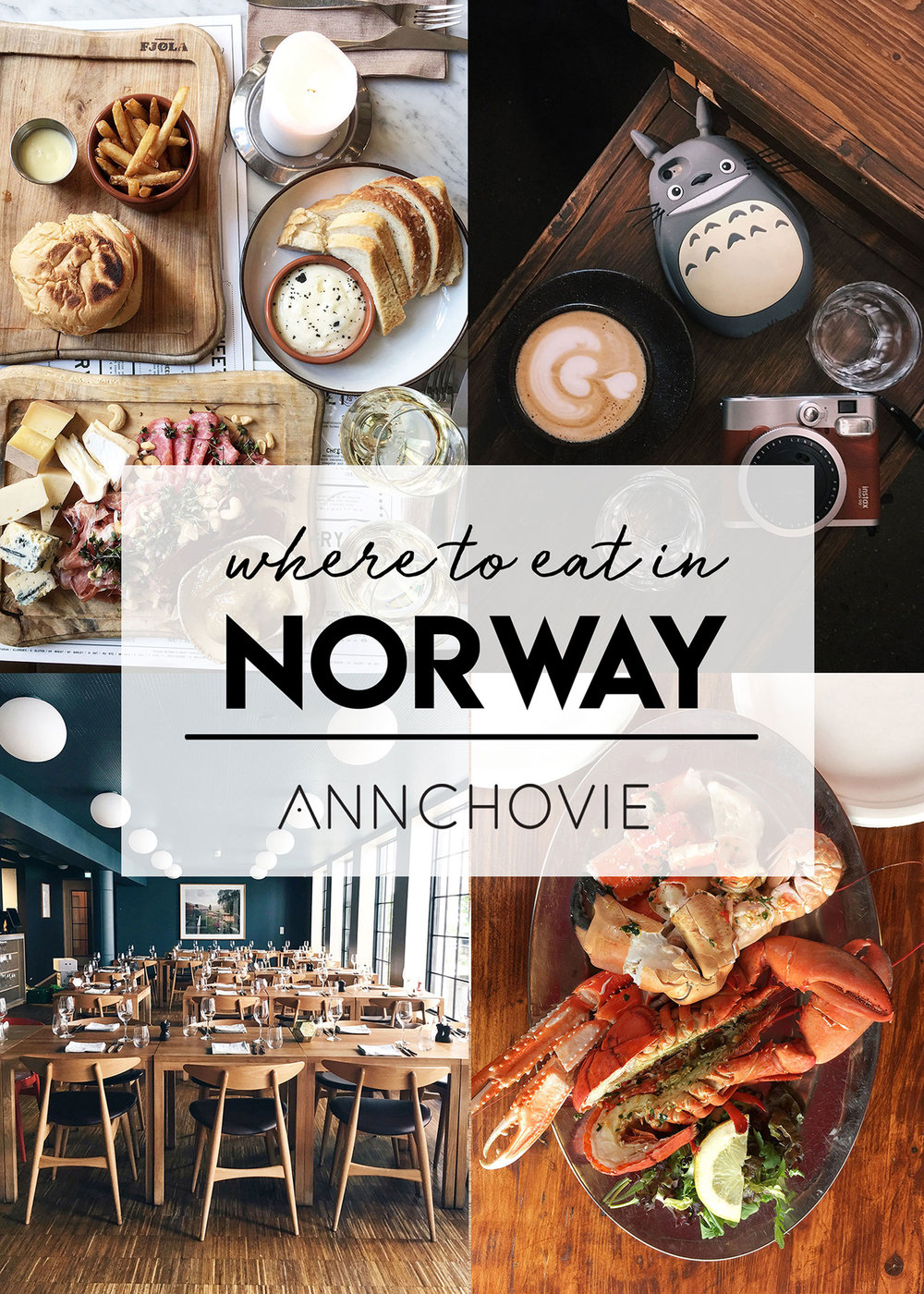 "If you love great coffee culture, fresh seafood, hearty stews, and fresh bread and cheese, check out my food guide ""Where to Eat in Norway,"" now live on the blog! ❤ It's sure to get you hungry and put a trip to Norway on your to do list! ✔️ 