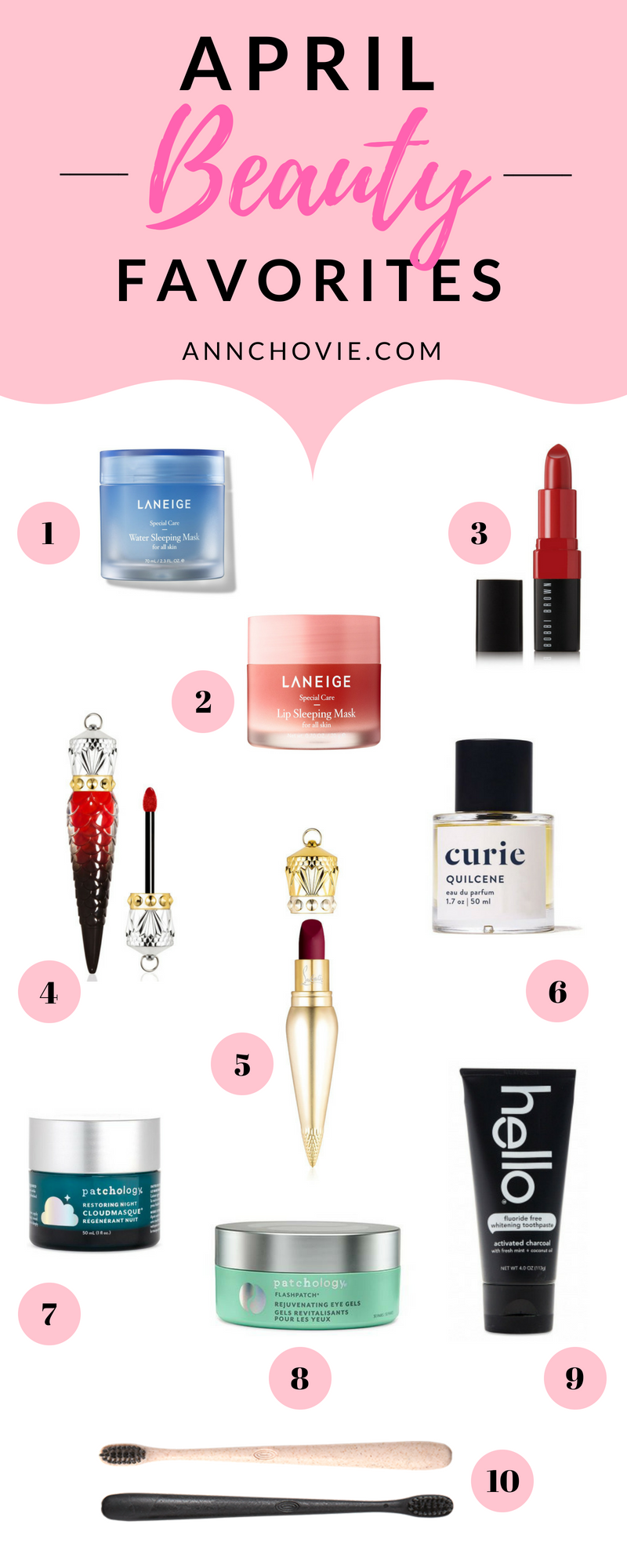 For this past month's April Beauty Favorites, I've got a lovely mix of skincare, beauty, and healthcare products that I'm excited to share with you! Check out my top picks on the blog along with in-depth beauty reviews! | BEAUTY PRODUCTS | SKINCARE PRODUCTS | SKINCARE ROUTINE | SKINCARE FAVORITES | SKINCARE TIPS | BEST MAKEUP PRODUCTS |