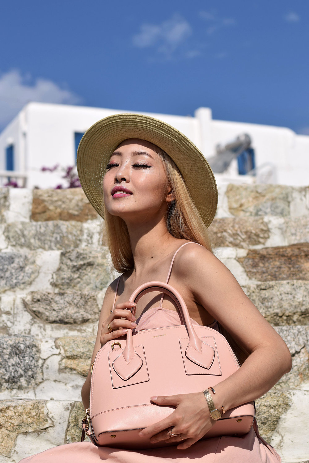 What I Wore In Greece | Mykonos Lookbook 1