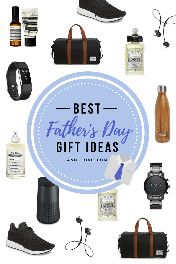 I've put together the best Father's Day gift ideas for you to spoil your dad this year! There's a lot of different price points, and a good variety so you can find your dad the perfect gift. Enjoy! | FATHER'S DAY GIFT GUIDE | BEST GIFTS FOR DAD | GIFTS FOR HIM | FATHER'S DAY GIFTS | PERFECT GIFTS |