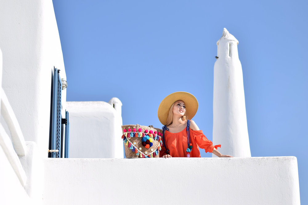 My second Mykonos # lookbook is all about perfect vacation style for your next trip, and feeling cool and chic under the summer sun! Check it out now  #ontheblog  ! |  #travelMykonos  |  #summerfashion  |  #traveloutfit  |  #Greece  | ASOS | Forever 21 | Zara |