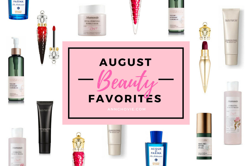 My August Beauty Favorites was a month of luxury lip products, Korean skincare, the perfect summer fragrance, plant-based skincare, and more! Check out my reviews on the products I loved in August and shop the items as well! | #BEAUTYPRODUCTS | #SKINCAREPRODUCTS | #SKINCAREROUTINE | SKINCARE FAVORITES | SKINCARE TIPS | BEST #MAKEUPPRODUCTS | #KOREANBEAUTY | #PLANTBASED