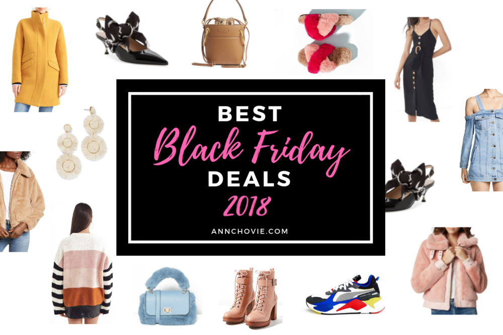 Happy Black Friday Everyone! It's seriously the most glorious weekend of sales, and to make it even easier for you to shop, I've put together the best Black Friday Deals of 2018 in this post. Check out my favorite picks and get a head start on your holiday shopping! I'm literally drooling over everything! | #blackfriday | #blackfriday2018 | #blackfridayshopping | #blackfridaysale | #blackfridaydeals | #giftguide | #cybermonday | #cyberweek |