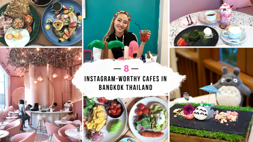 8 Instagram-Worthy Cafes In Bangkok Thailand Pin 1.png