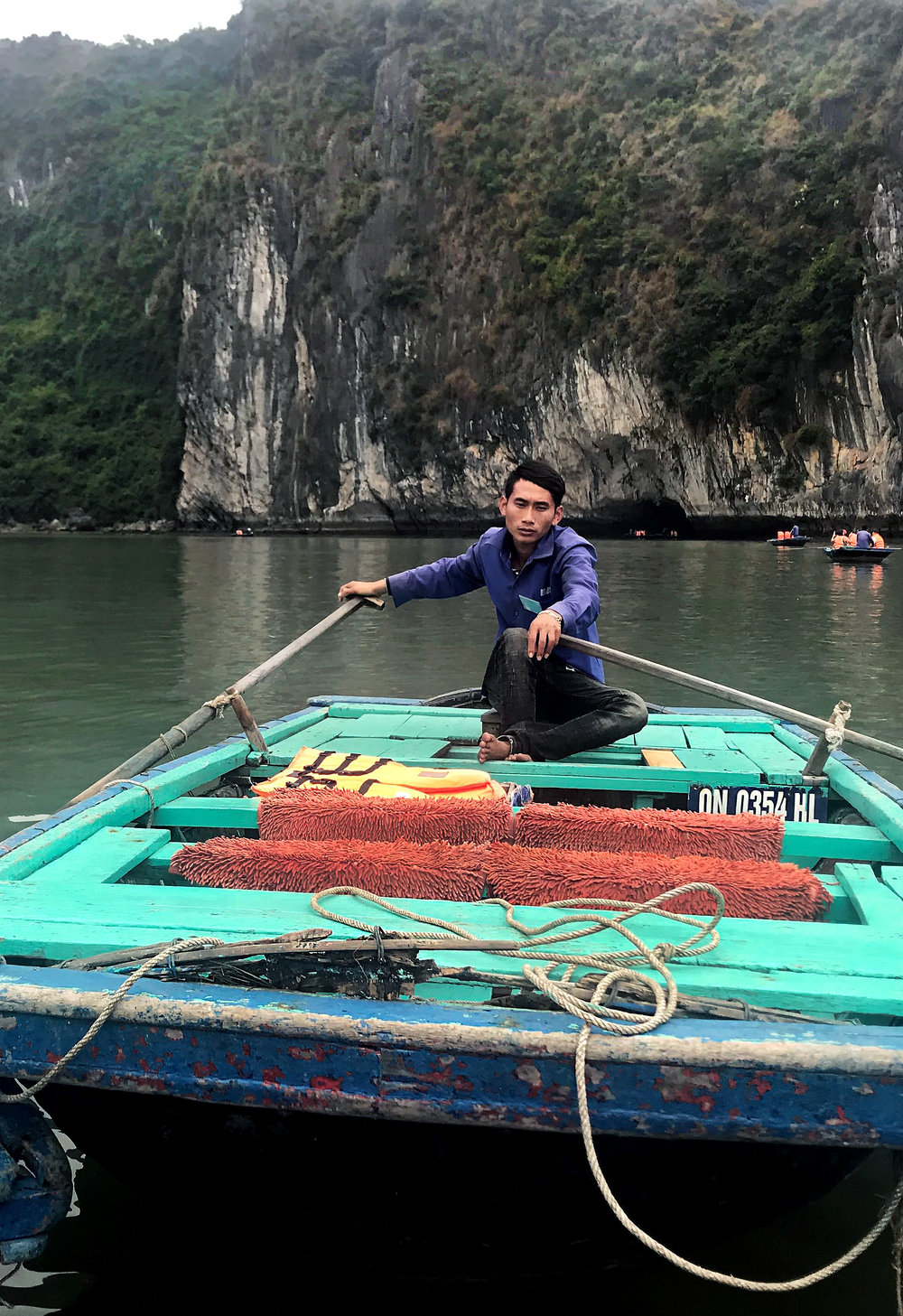 OUR BOAT GUIDE
