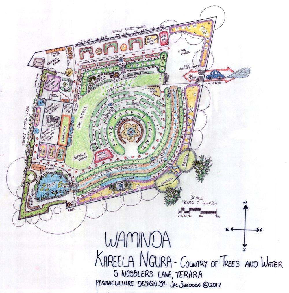KAREELA NGURA - CONCEPT DESIGN