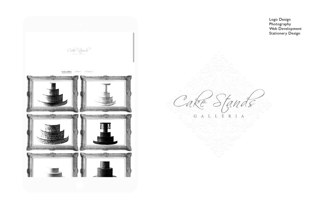 Cake Stands Galleria