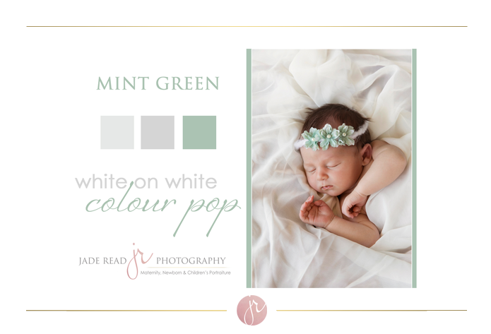 baby photos gold coast children photos family photos colour palette styling mint green