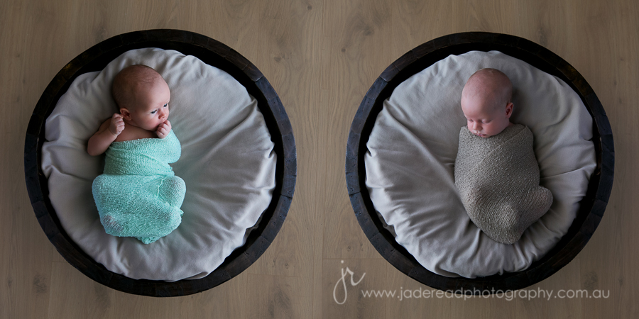twins newborn photography newborn photos baby photographer gold coast upper coomera benowa