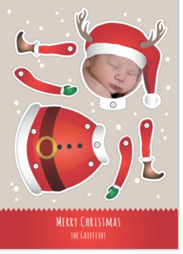 CHRISTMAS CARD A