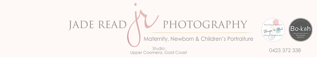 Jade Read Photography | Maternity + Newborn Portrait Photographer on the northern Gold Coast.