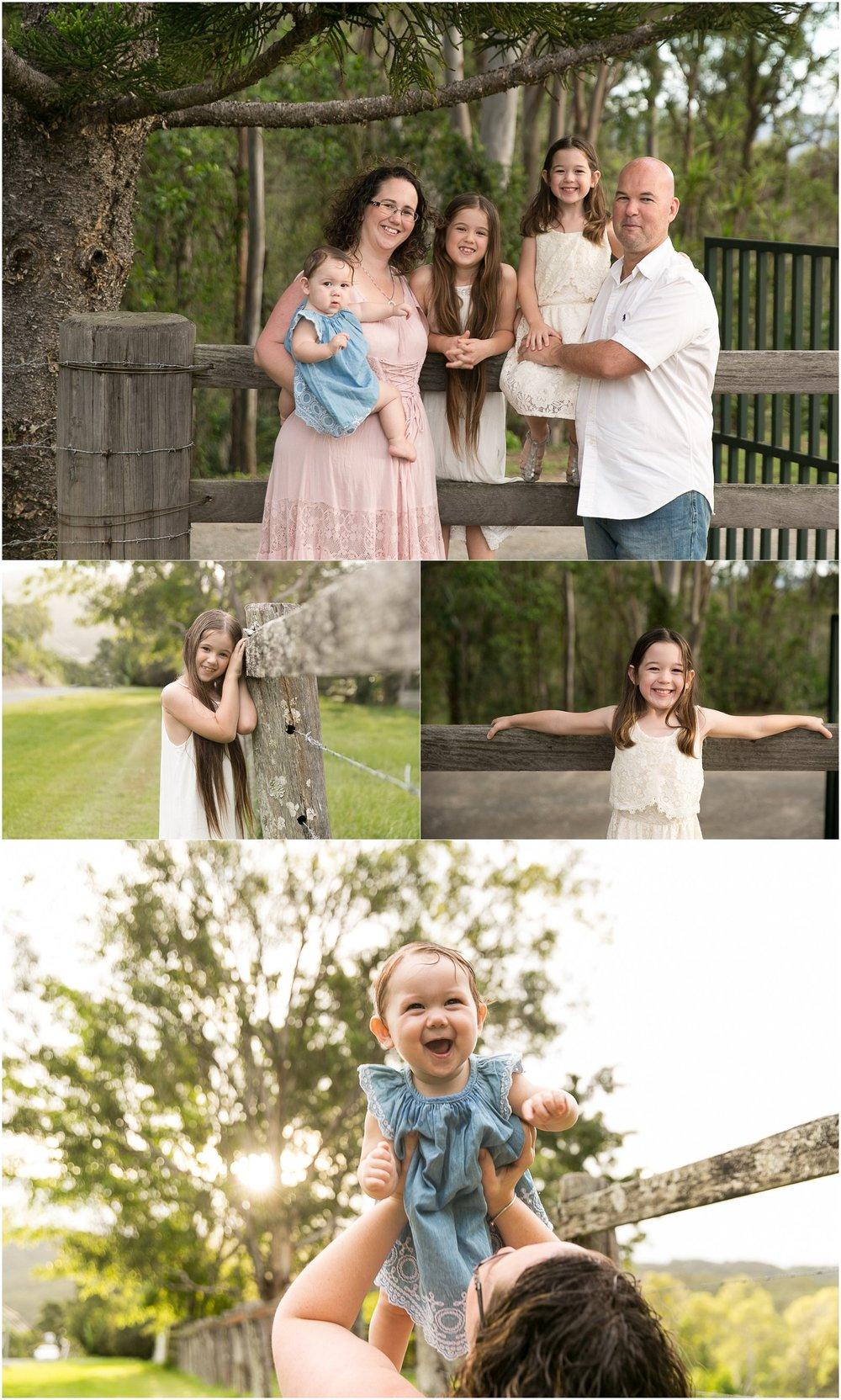 family newborn children photographer gold coast upper coomera jade read photography