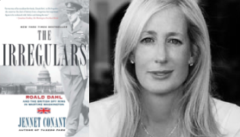 Jennet Conant (2009)  The Irregulars: Roald Dahl and the British Spy Ring in Wartime Washington